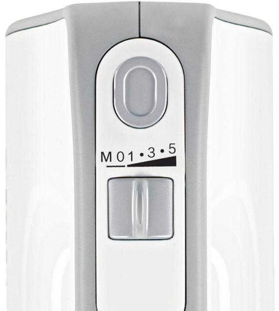 Indexbild 10 - BOSCH Handmixer Styline MFQ4080, 500 W Mixer Zerkleinerer