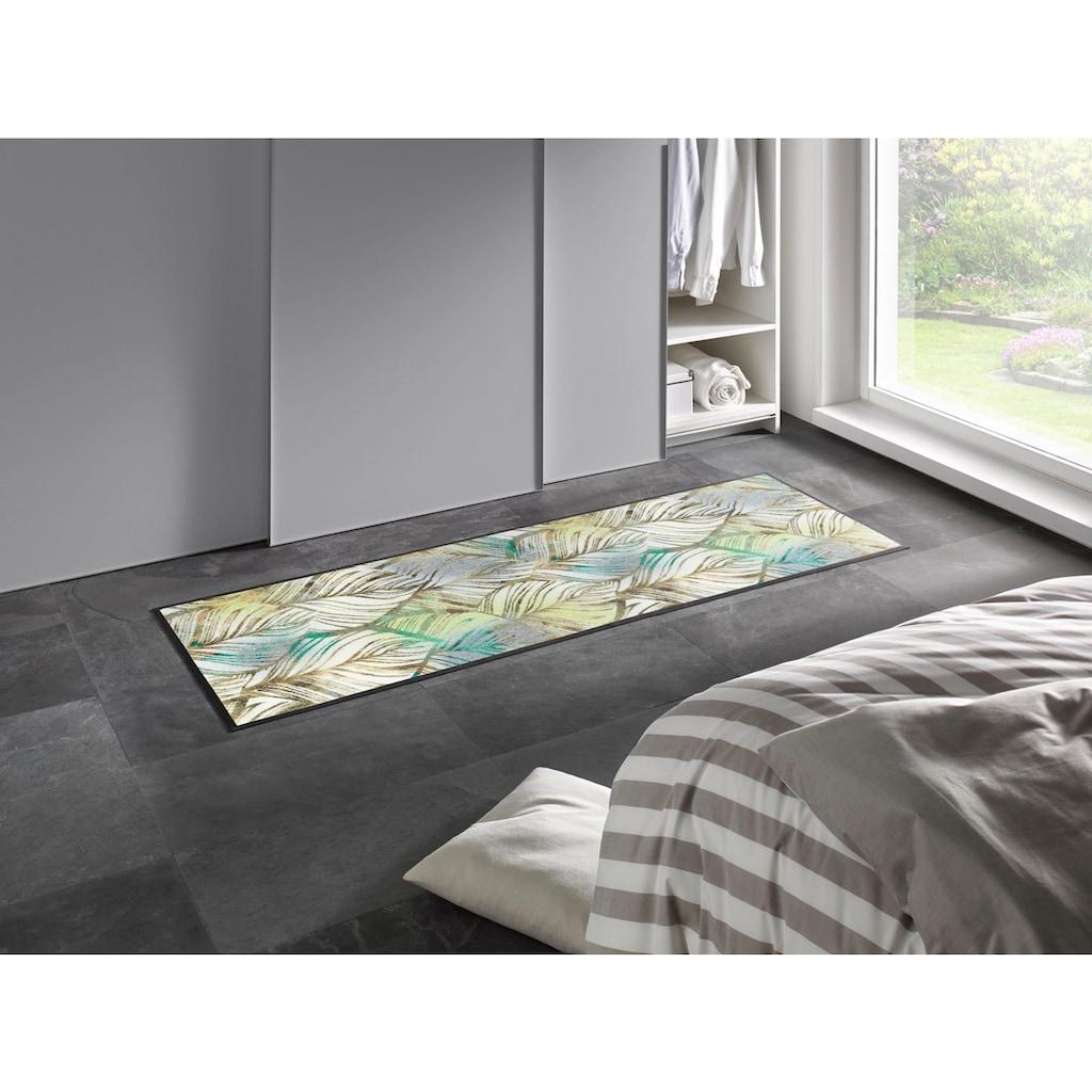wash+dry by Kleen-Tex Läufer »Lapas«, rechteckig, 7 mm Höhe, In- und Outddor geeignet