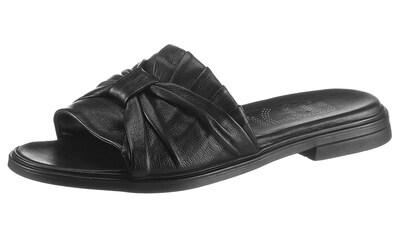 Mjus Pantolette »GRAM«, mit modischer Raffung kaufen