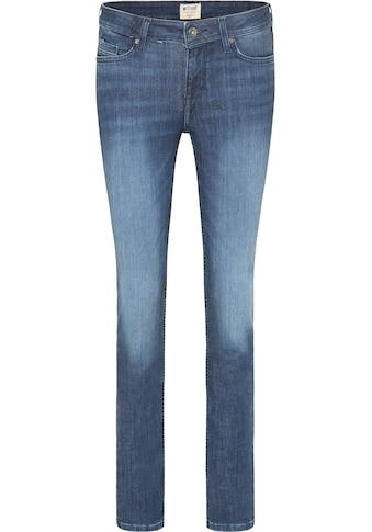MUSTANG Slim-fit-Jeans »Jasmin Slim«, Jeans Hose kaufen