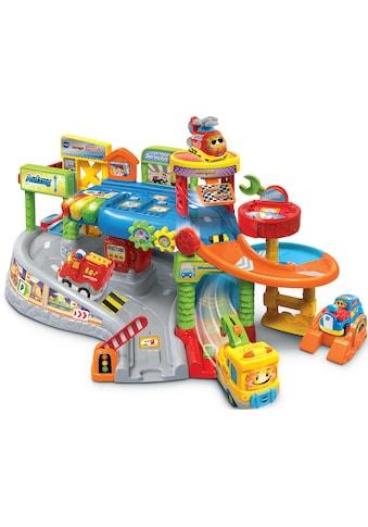 Vtech® Spiel-Parkgarage »Tut Tut Baby Flitzer«, mit Tut Tut Baby Flitzer Abschleppwagen kaufen