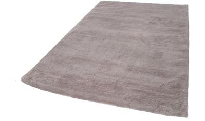 andas Teppich »San Jose«, rechteckig, 27 mm Höhe, besonders weich durch Microfaser, Wohnzimmer kaufen