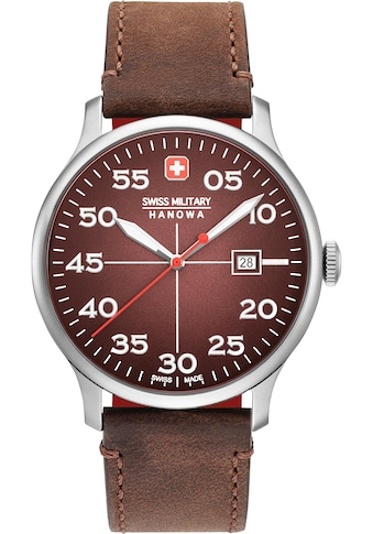 Swiss Military Hanowa Schweizer Uhr »ACTIVE DUTY, 06 - 4326.04.005« kaufen