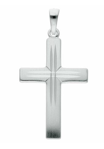 Adelia´s Kettenanhänger »925 Silber Kreuz Anhänger« kaufen
