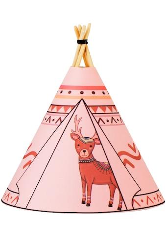 Pauleen Tischleuchte »Twinkle Tipi Deer«, Warmweiß, Hirsch kaufen