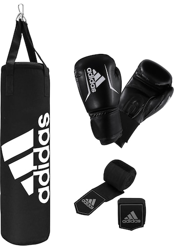 adidas Performance Boxsack »Performance Boxing Set« (Set, mit Bandagen, mit Boxhandschuhen) kaufen