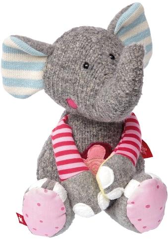 Sigikid Kuscheltier »Patchwork Sweety Elefant«, Made in Europe kaufen