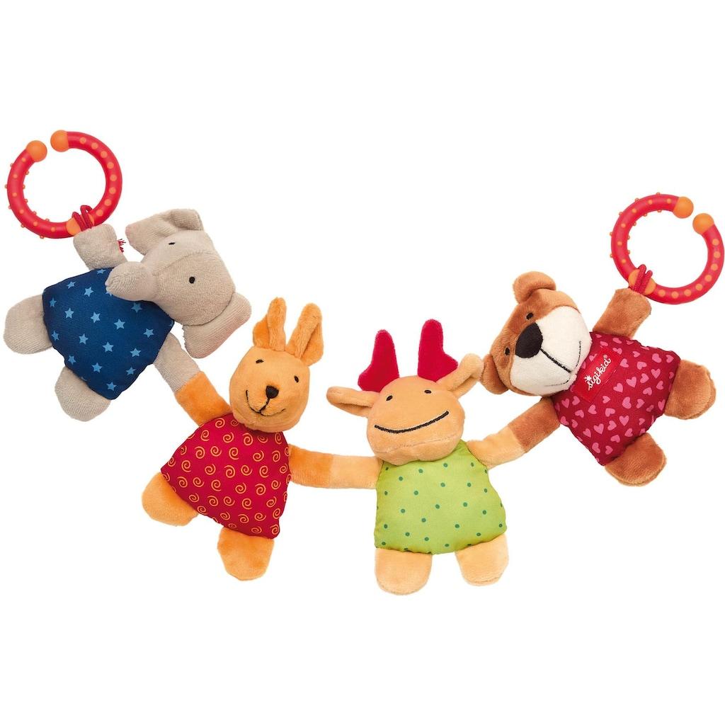Sigikid Kinderwagenkette »Tiere«