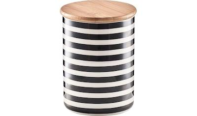"Zeller Present Vorratsdose ""Stripes"" (Set, 2 - tlg.) kaufen"