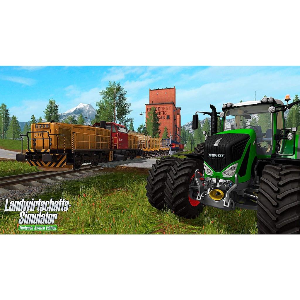 Focus Spiel »Landwirtschafts-Simulator«, Nintendo Switch