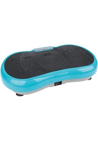 VITALmaxx Vibrationsplatte »200 W«, 99 Intensitätsstufen 200 Watt (Set, 4 - tlg., mit Trainingsbändern) kaufen