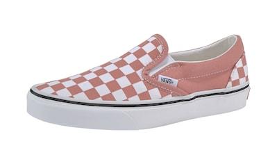Vans Sneaker »Classic Slip - On Checkerboard« kaufen