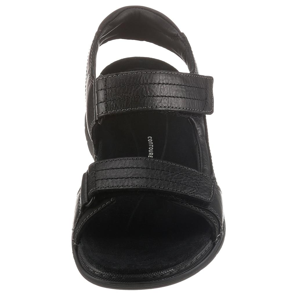 Clarks Sandale »Nature Trek«, mit Klettverschlüssen