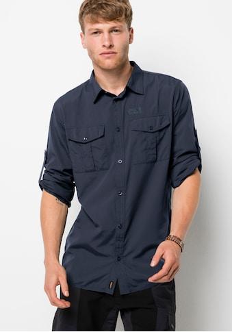 Jack Wolfskin Outdoorhemd »ATACAMA ROLL-UP SHIRT« kaufen