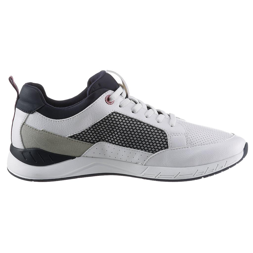 s.Oliver Slip-On Sneaker, mit Kontrastbesätzen