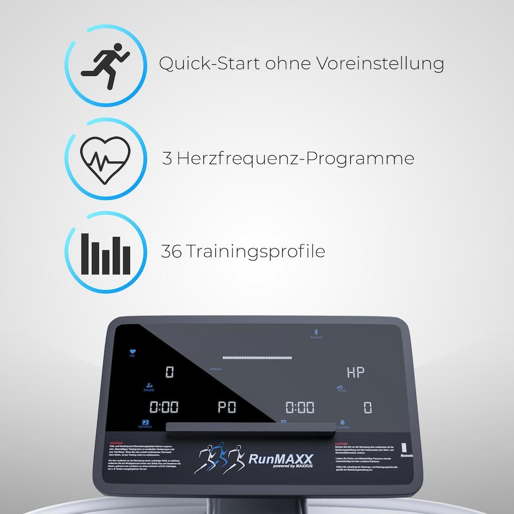 MAXXUS Laufband »RunMaxx 9.1«