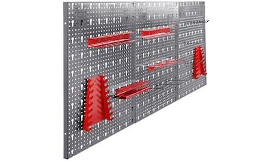 ONDIS24 Lochwand »Jochen«, BxTxH: 119,5x2,5x59,5 cm kaufen