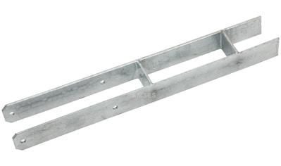 RAMSES H - Pfostenanker , 71x600 mm Stahl feuerverzinkt kaufen