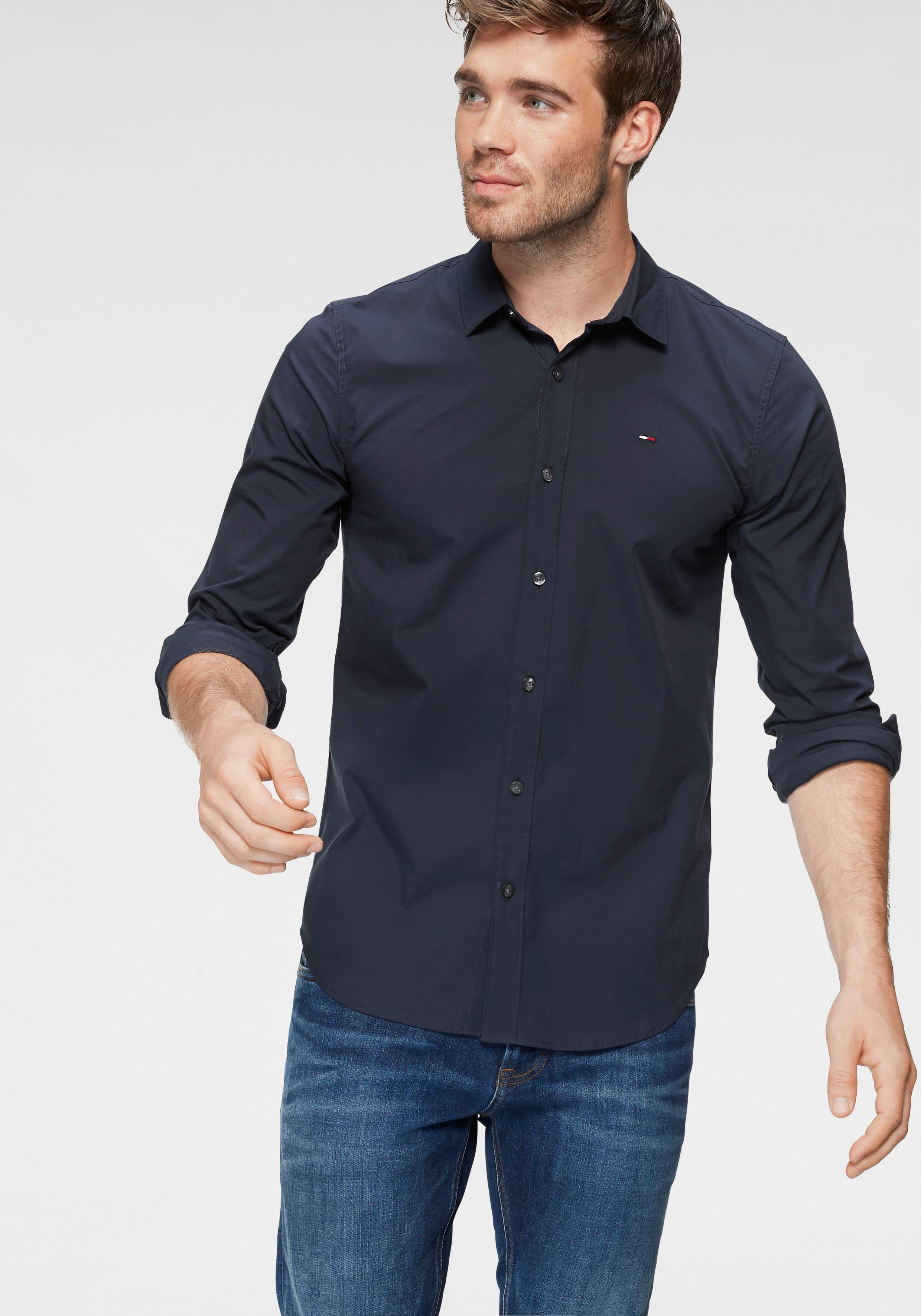 TOMMY JEANS Hemd Sabim Shirt | Bekleidung > Shirts > Sonstige Shirts | Blau | Tommy Jeans
