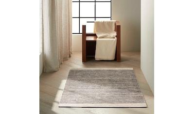 Calvin Klein Teppich »Etched CK72«, rechteckig, 10 mm Höhe, Wohnzimmer kaufen