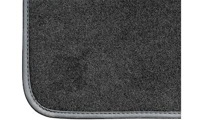 WALSER Passform-Fußmatten »Premium«, (4 St.), für Audi TT Coupe Bj 10/2014 - Heute kaufen