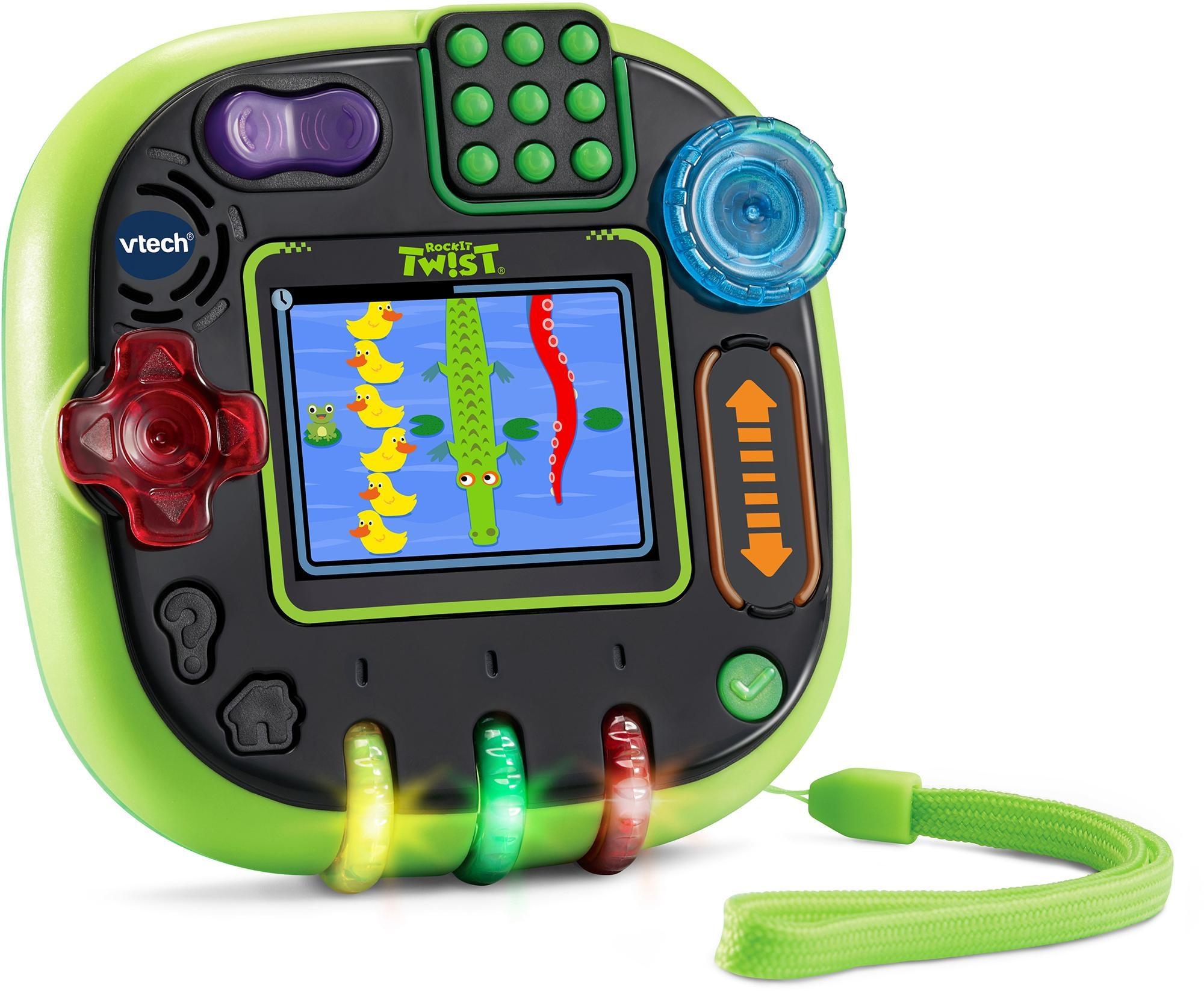 """Vtech Lerntablet """"RockIt TWIST emerald green"""" Technik & Freizeit/Spielzeug/Lernspielzeug/Kinder-Computer"""