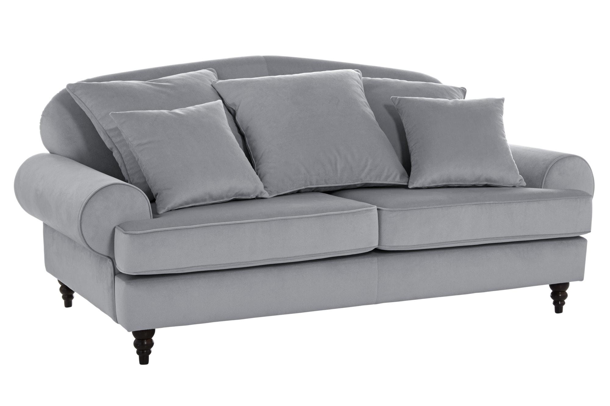 heine home 2-Sitzer-Sofa Bezug in Samt-Optik