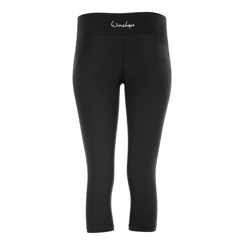 Winshape Leggings »AEL202«, Capri-Leggings mit Anti-Rutsch-Effekt
