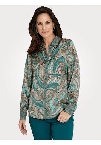 Mona Hemdbluse, in Satin-Qualität kaufen