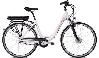 Chrisson E-Bike »E-LADY«, 8 Gang, Shimano, SG-C3000-7C, Frontmotor 250 W kaufen