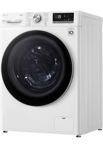 LG Waschmaschine »F4WV708P1E«, Serie 7, F4WV708P1E, 8 kg, 1400 U/min kaufen