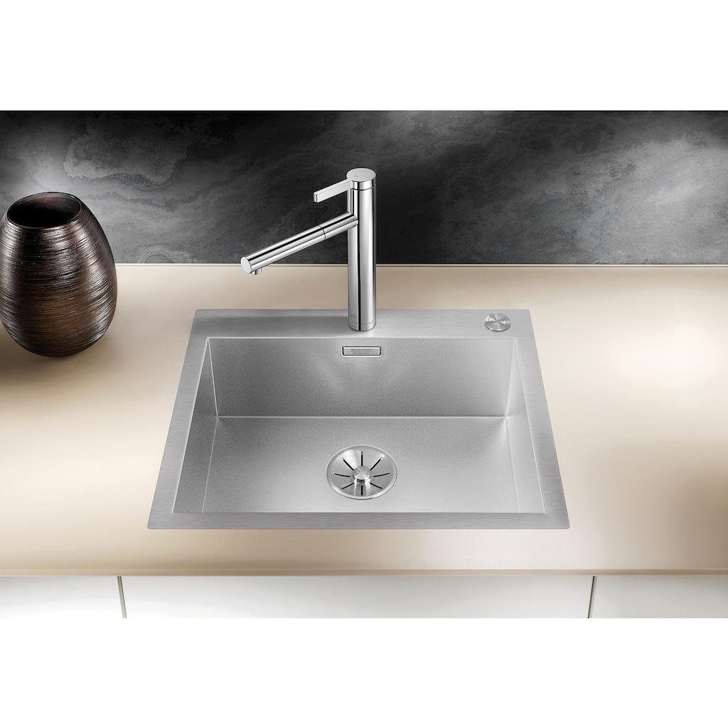Blanco Küchenspüle »ZEROX 500-IF/A Durinox®«