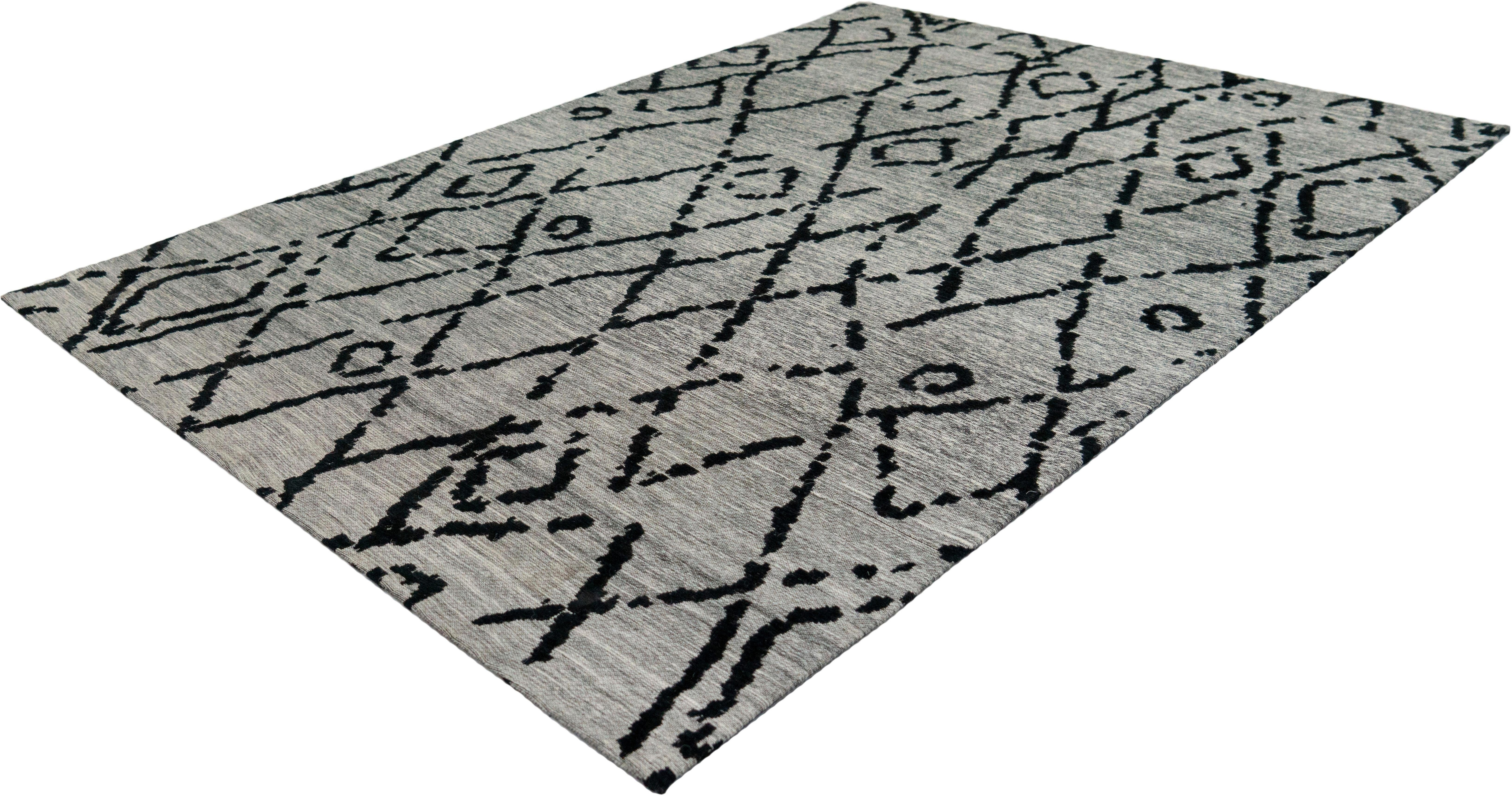 Teppich Paradiso 200 calo-deluxe rechteckig Höhe 10 mm handgewebt