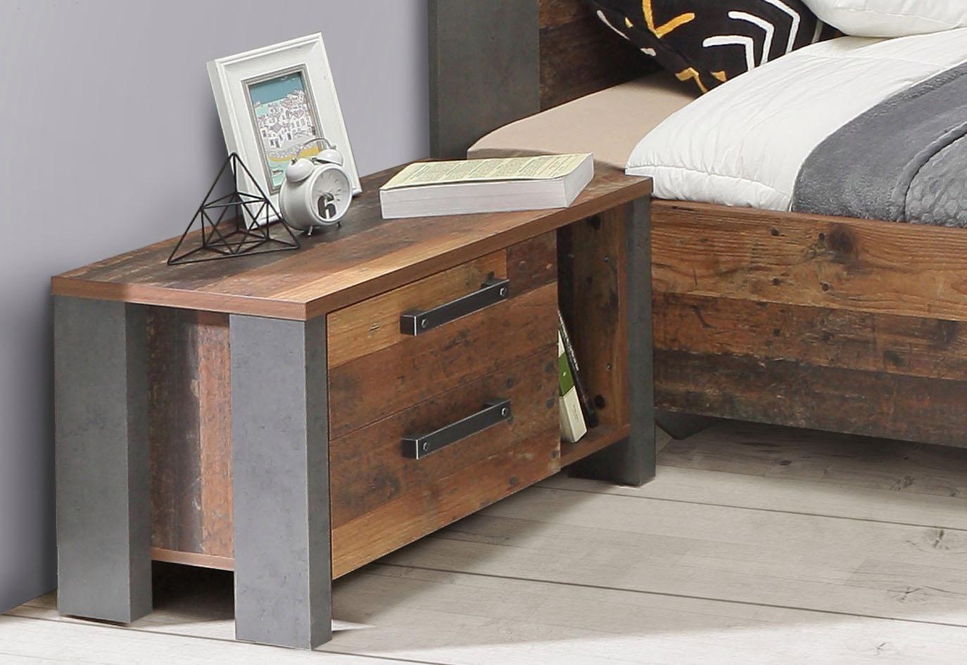beton nachttische online kaufen   möbel-suchmaschine   ladendirekt.de