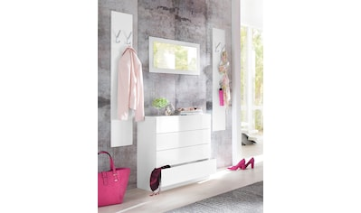 borchardt Möbel Garderoben-Set »Vaasa 3«, (Set, 3 tlg.), mit Push to Open-Funktion kaufen