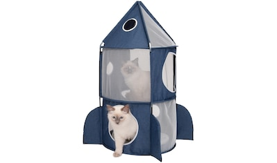 CATIT Katzenhöhle »CA Vesper Rakete«, BxLxH: 49x49x90 cm kaufen