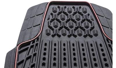 CarFashion Universal-Fußmatten »Tamburello«, Kombi/PKW, (Set, 4 St.) kaufen