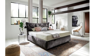 Places of Style Boxspringbett »Eike«, auch in Kombination H2/H3 kaufen