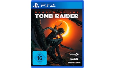 Shadow of the Tomb Raider PlayStation 4 kaufen