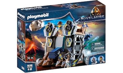Playmobil® Konstruktions-Spielset »Mobile Katapultfestung (70391), Novelmore«, ; Made in Germany kaufen
