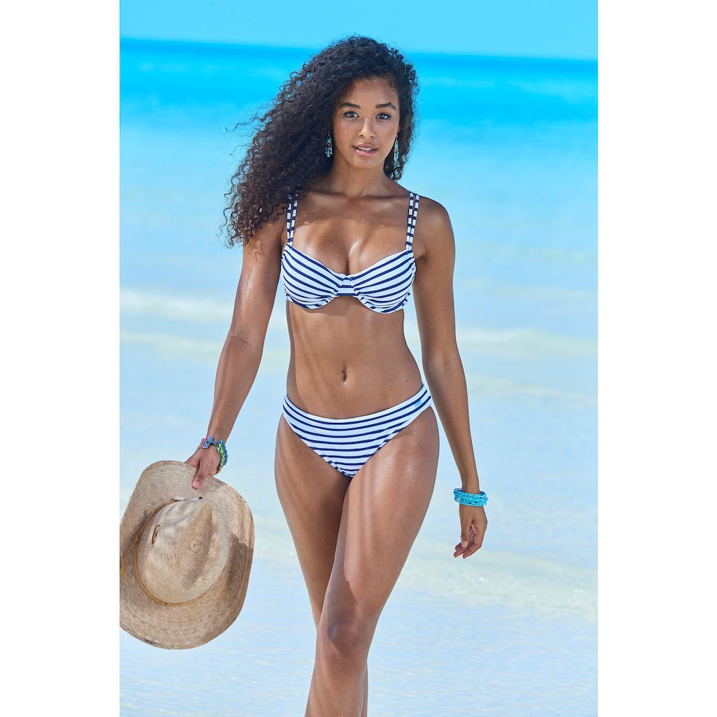Venice Beach Bügel-Bikini-Top »Summer«, mit Doppelträgern
