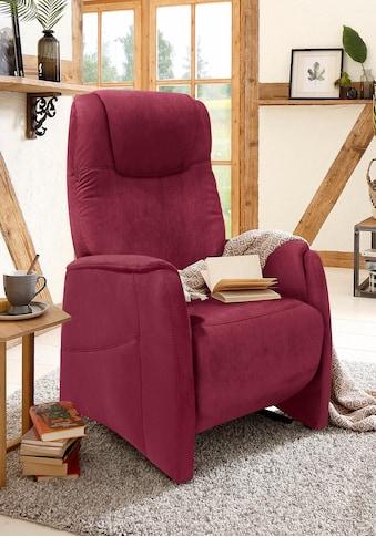 Home affaire TV-Sessel »Mamba«, 3 Größen, wahlweise manuell oder elektrisch... kaufen