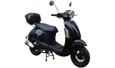 GT UNION Motorroller »Massimo«, 50 ccm, 45 km/h, Euro 4, inkl. Topcase kaufen