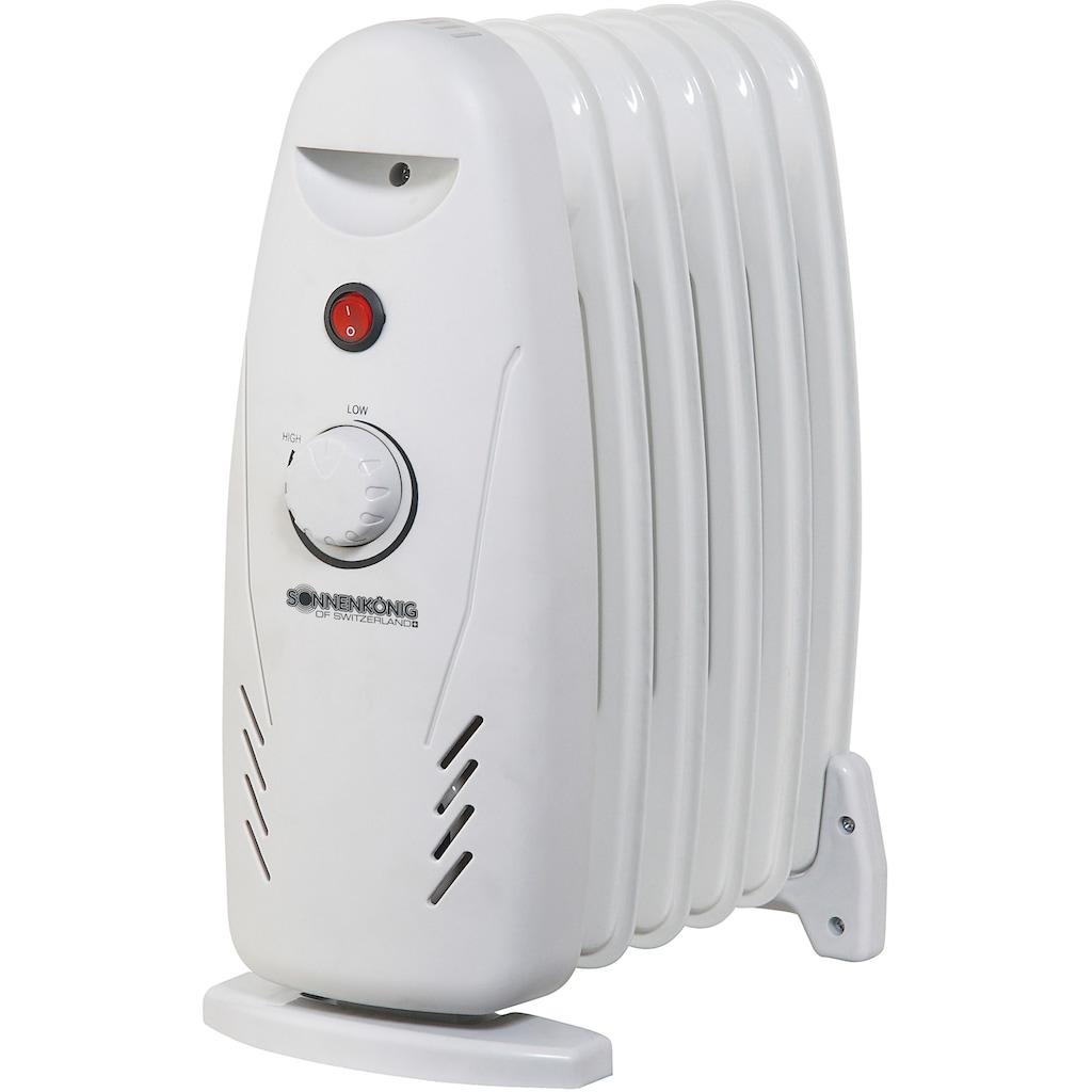Sonnenkönig Ölradiator »20801002 / OFR 5A Mini«, 500 W