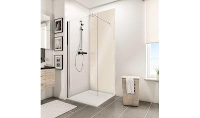 Schulte Duschrückwand »Decodesign«, Hochglanz, Creme-Beige, 150 x 255 cm kaufen