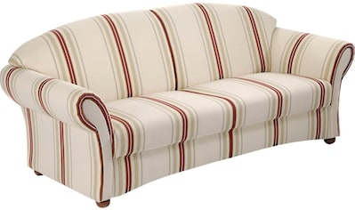 Max Winzer® 2,5-Sitzer »Carolina«, mit Chatosenseitenteilen, mit Federkern, Breite 202 cm kaufen