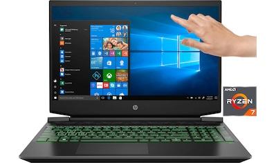 HP Pavilion  -  15 - ec1239ng 15,6ƒ?? Notebook Gaming - Notebook (39,6 cm / 15,6 Zoll, AMD,Ryzen 7,  -  GB HDD, 1000 GB SSD) kaufen