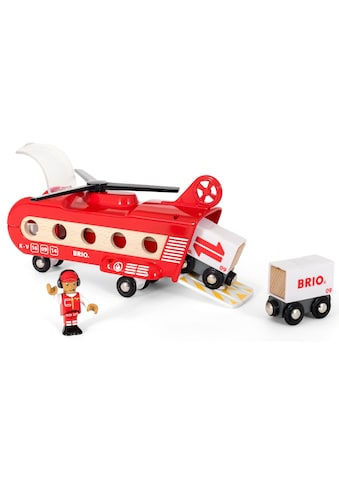 """BRIO® Spielzeug - Hubschrauber """"BRIO® WORLD Eisenbahn - Transporthubschrauber"""" kaufen"""