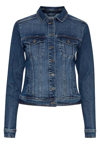 fransa Jeansjacke »Fransa Damen Jeansjacke 20609041«, Klassische Jeansjacke kaufen