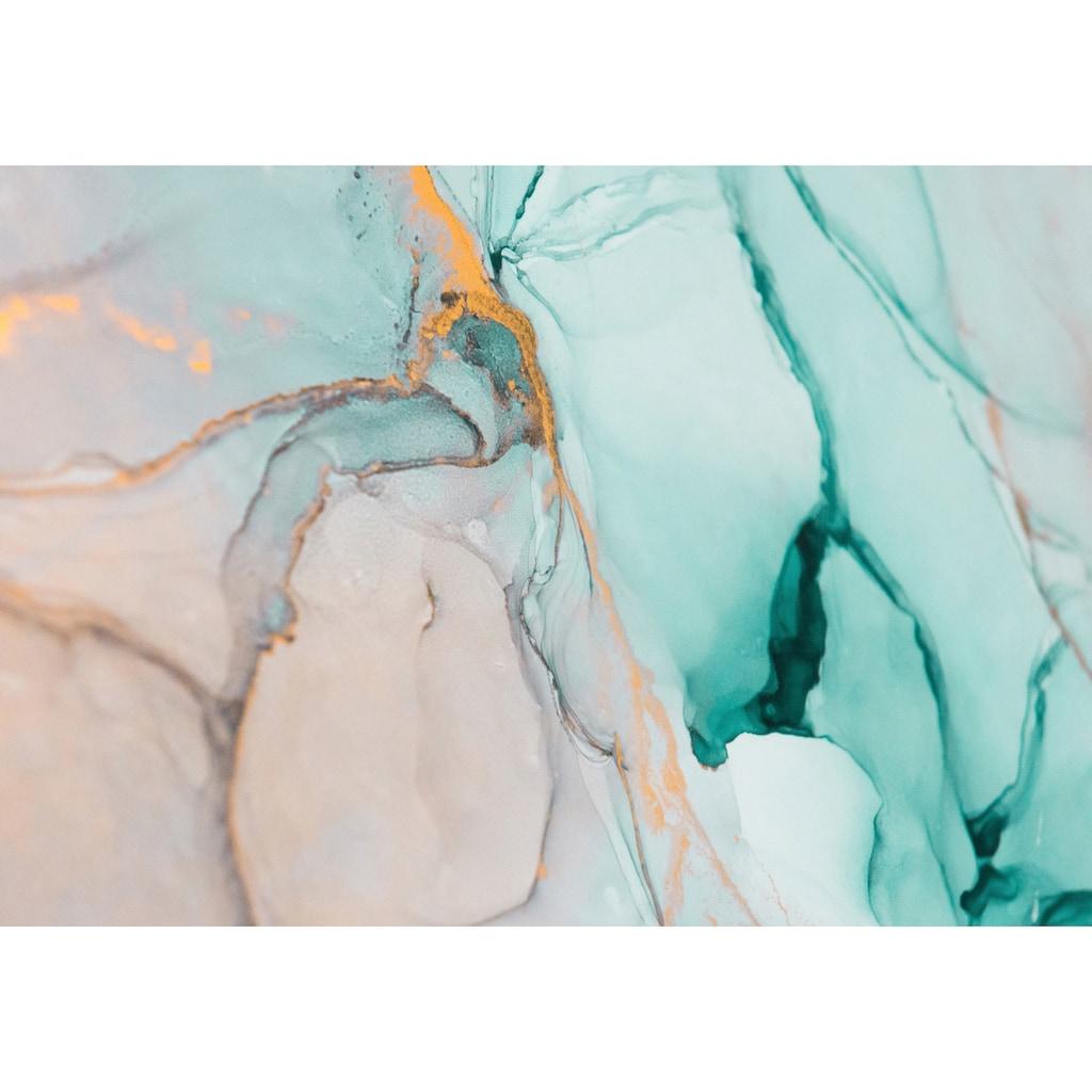 Consalnet Vliestapete »Zerbrochenes Glas«, geometrisch